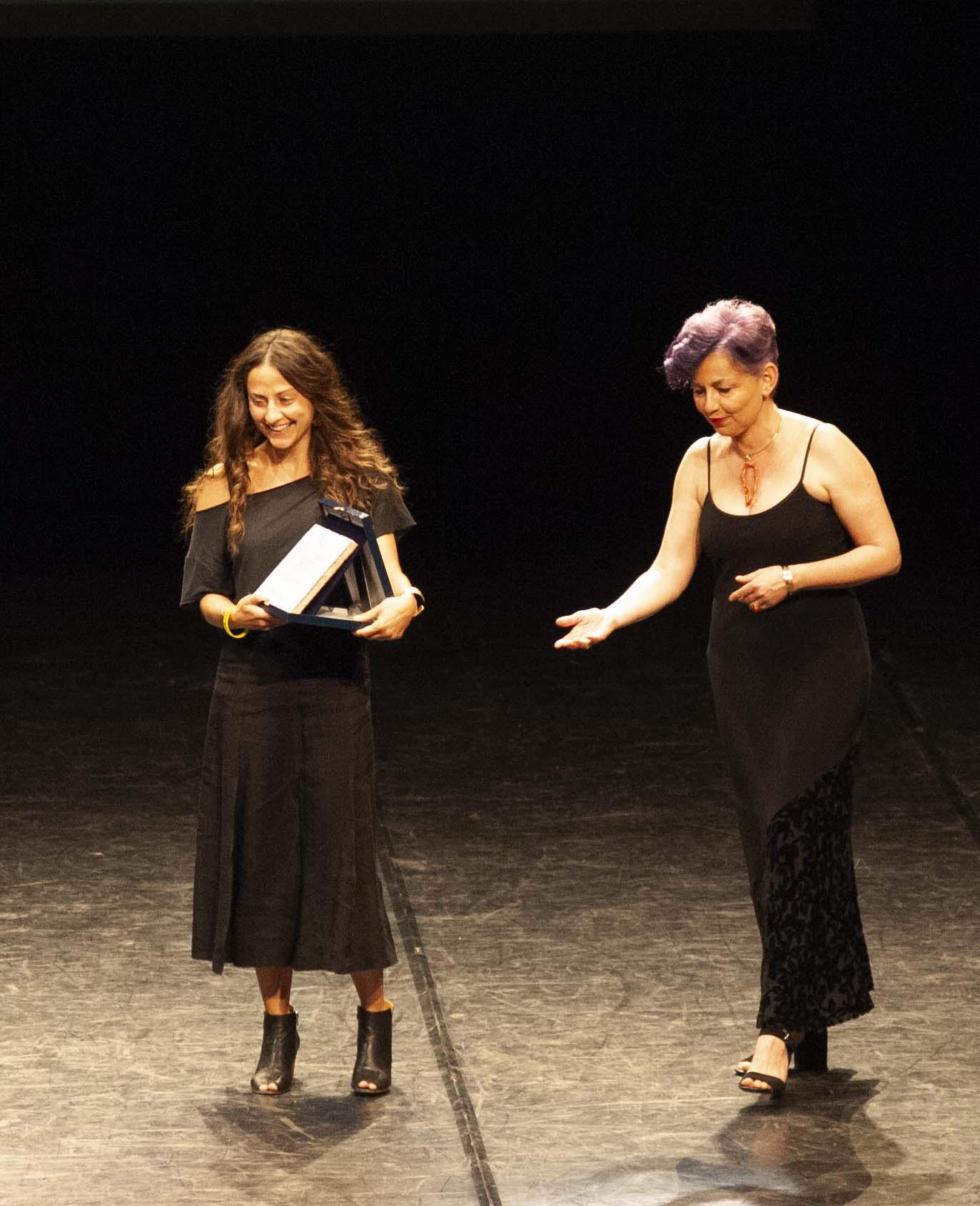 Premio Hystrio 2019 Altre Muse_ Marta Cuscuna 2_ph Gabriele Lopez