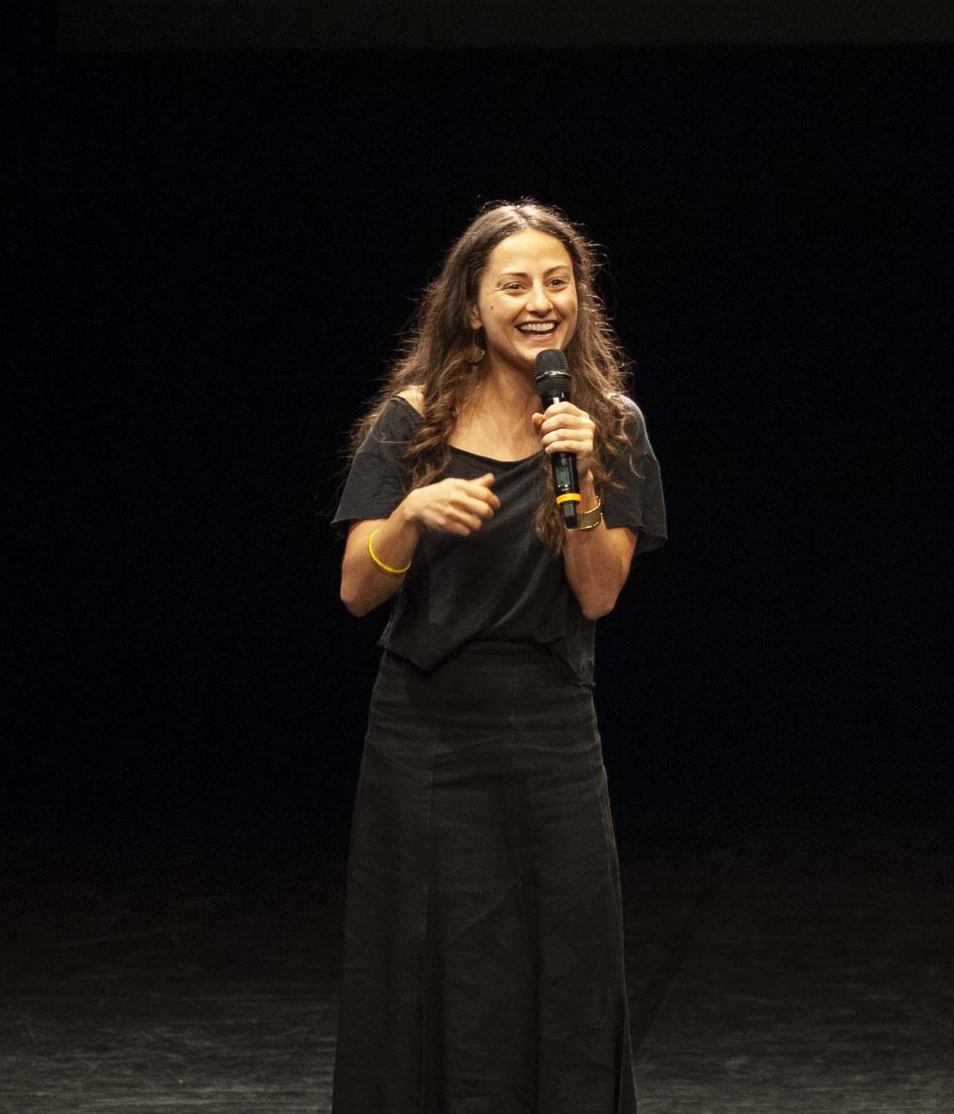 Premio Hystrio 2019 Altre Muse_Marta Cuscunà 1_ph Gabriele Lopez