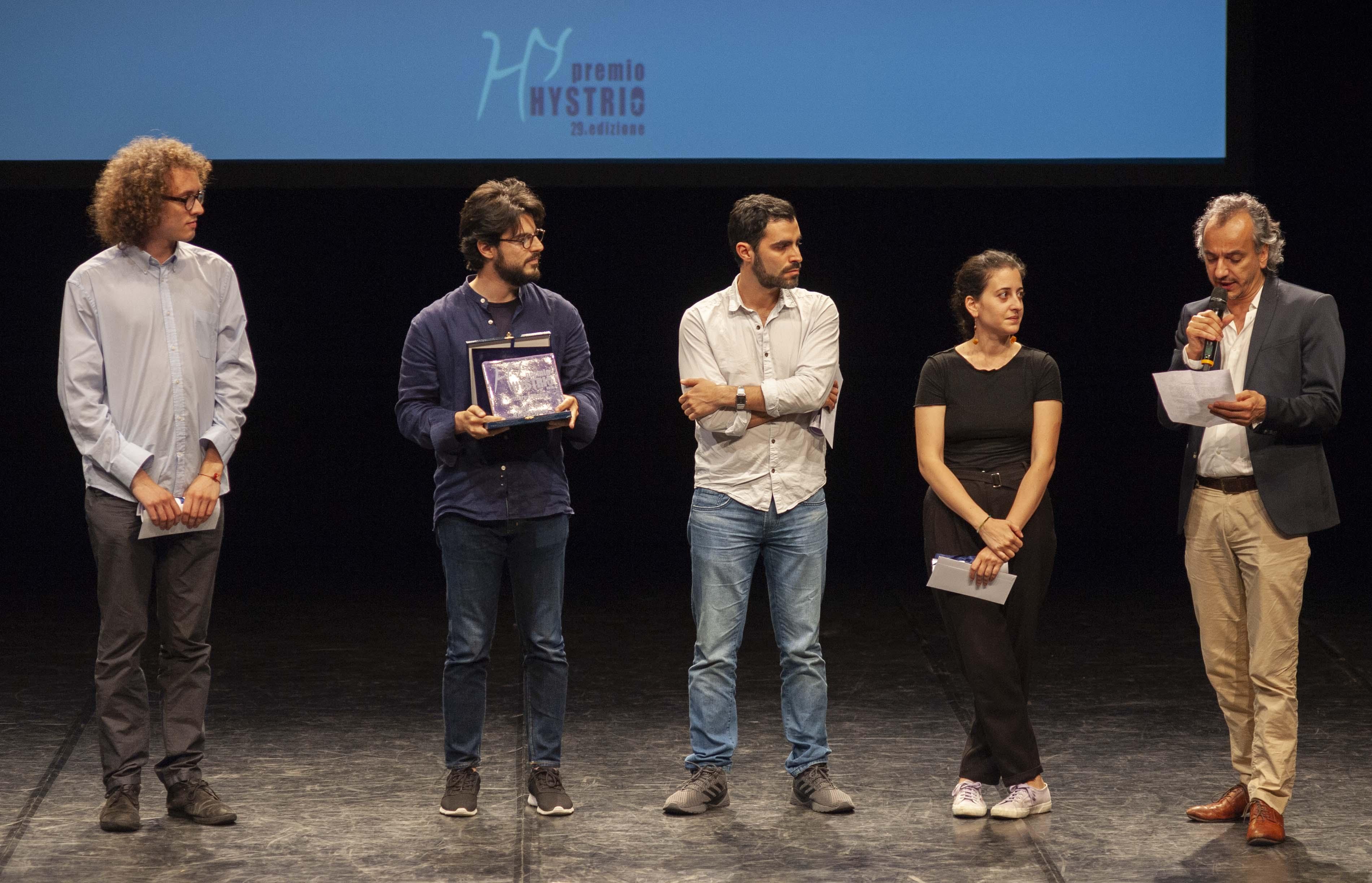 Premio Hystrio 2019 Scritture di Scena_ph Gabriele Lopez