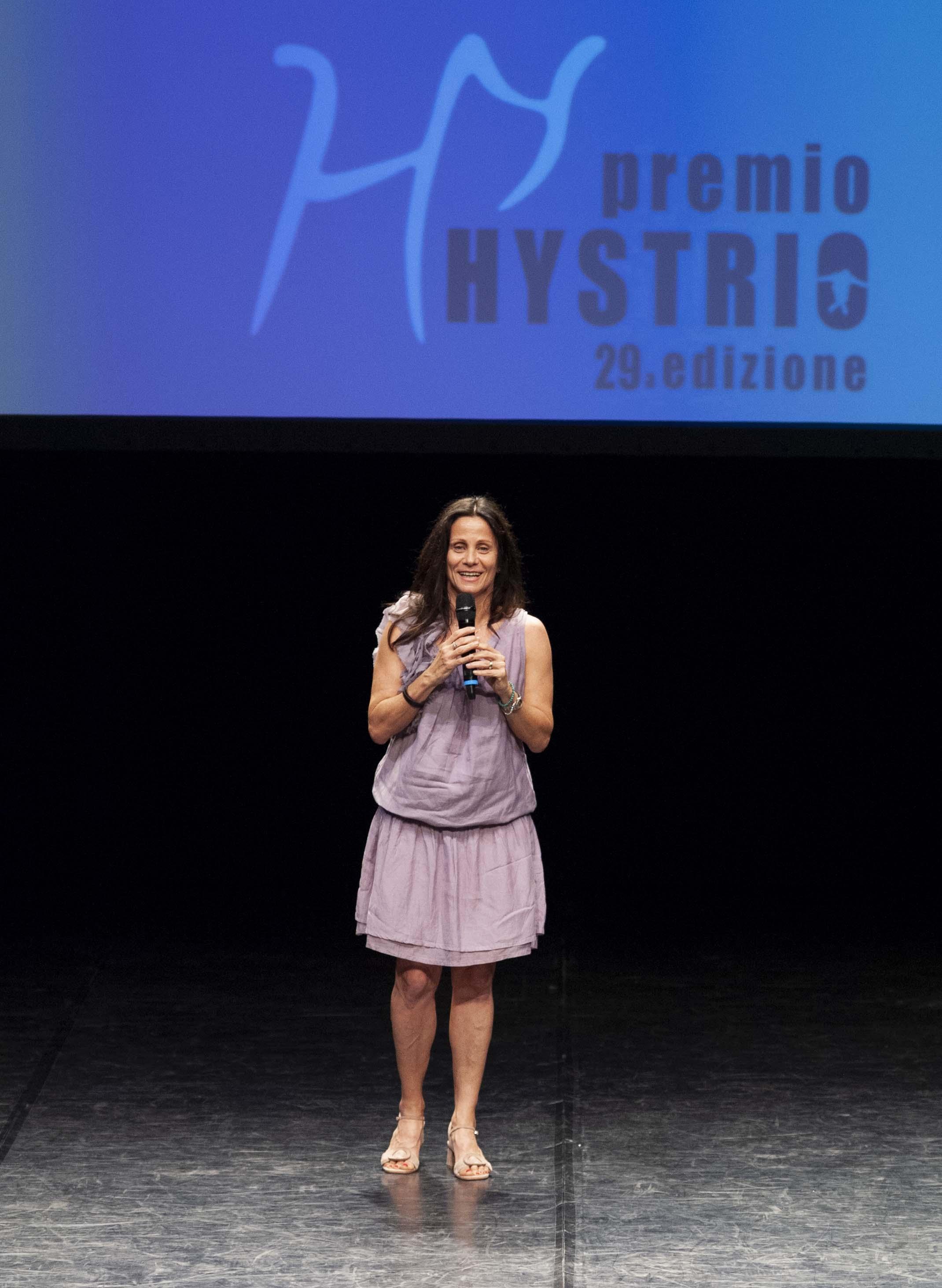 Premio Hystrio 2019 alla drammaturgia_ Lucia Calamaro_ph Gabriele Lopez