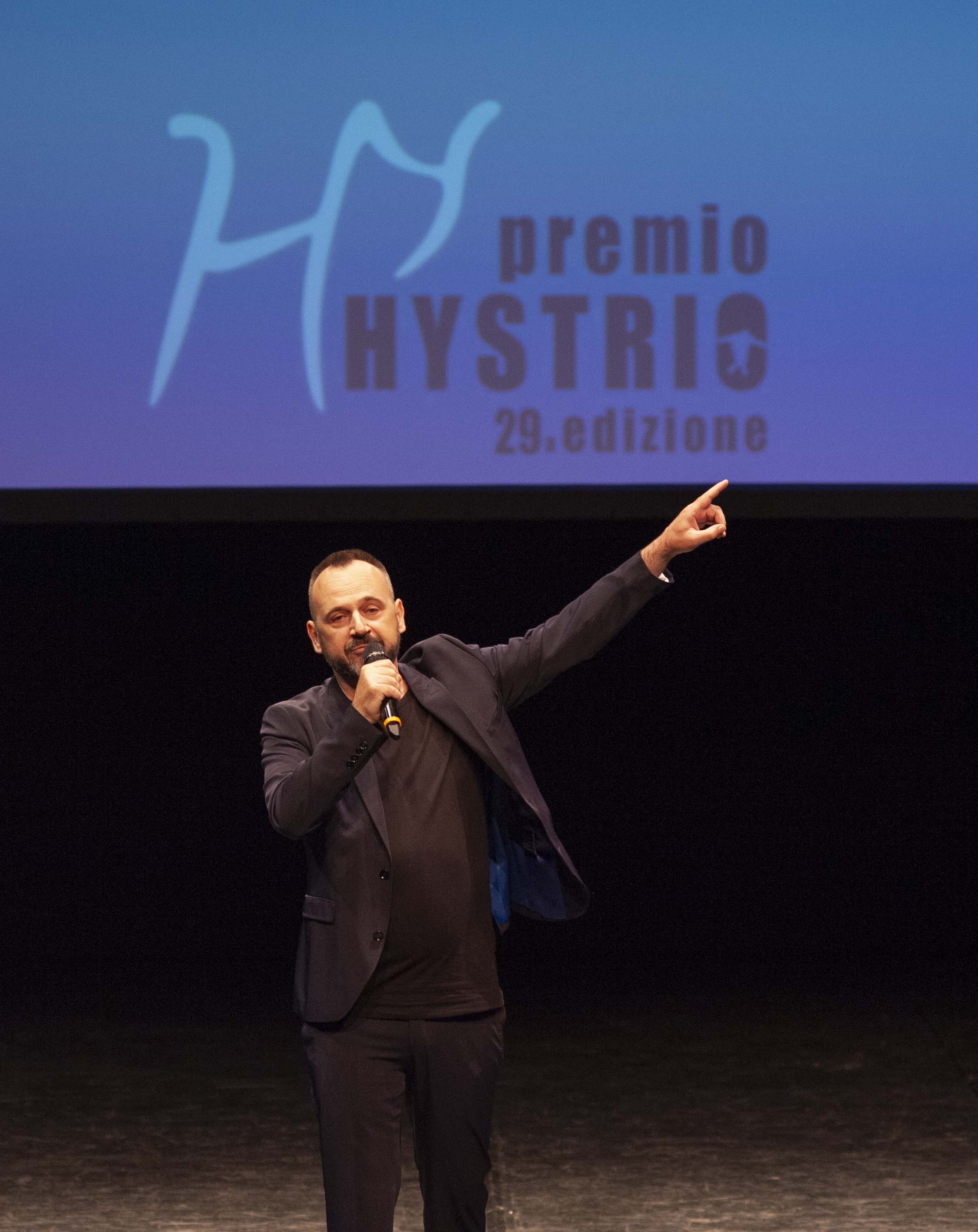 Premio Hystrio 2019 all\