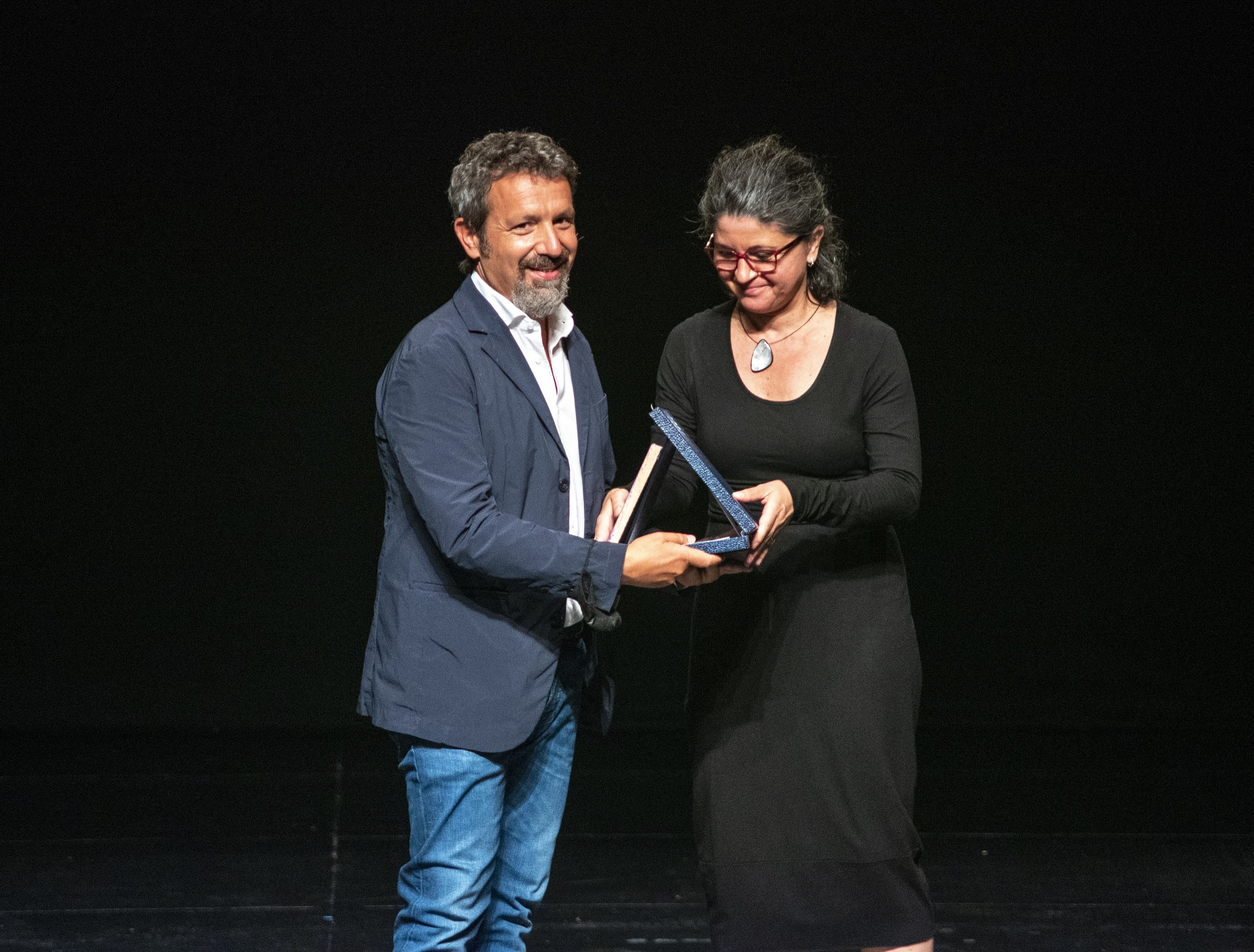 Premio Hystrio 2021 alla regia,, Andrea De Rosa (foto Gabriele Lopez)