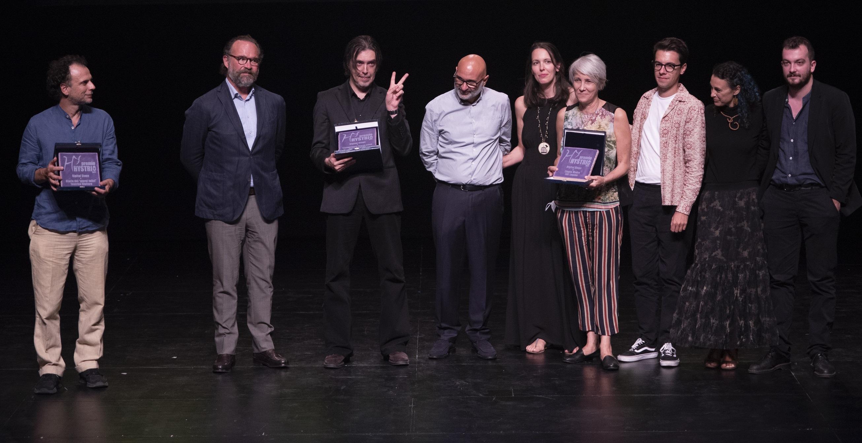 Premio Hystrio 2021 Digital Stage, Teatrino Giullare, Teatro Akropolis, Lac Lugano (foto Gabriele Lopez)